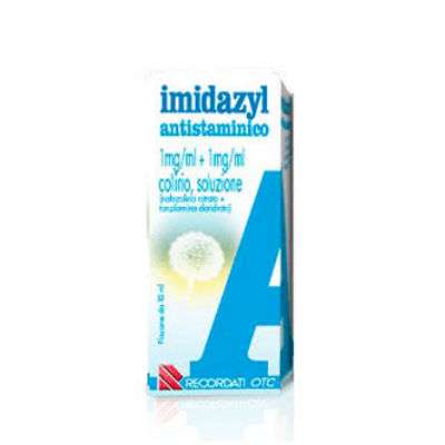 IMIDAZYL ANTISTAMINICO 10 ML COLLIRIO