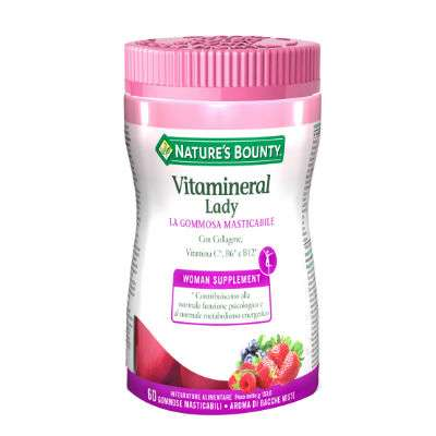 Nature's B Vitamineral Lady