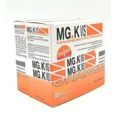 MG Kvis magnesio potassio 30bst+15bst