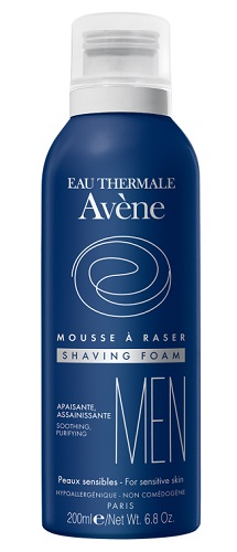 AVENE MEN MOUSSE BARBA 200ML