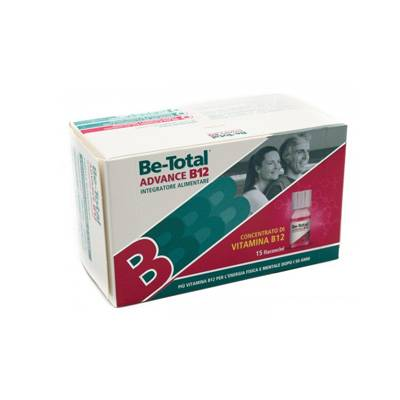 Be-Total Advance B12 / 15 flaconcini