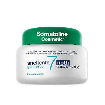Somatoline snellente 7 notti gel