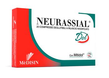 NEURASSIAL DOL 20CPR DEGLUT