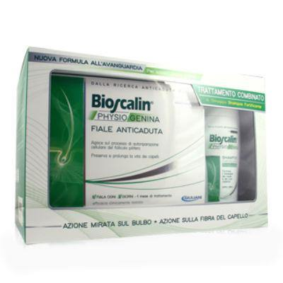 Bioscalin physiogenina fiale a/c + shampoo in omaggio