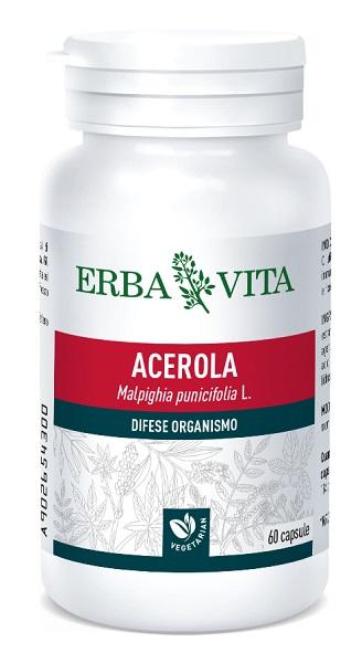 ACEROLA 60CPS 550MG