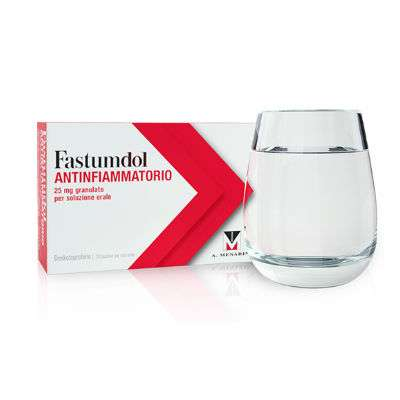 FASTUMDOL ANTINF 20BST 25MG