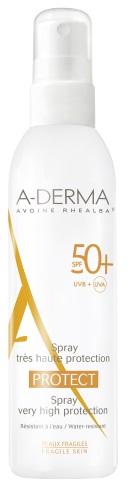 ADERMA A-D PROTECT SPRAY 50+