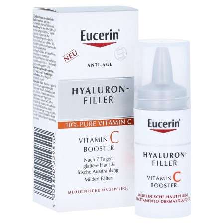EUCERIN HYALURON FILLER VITAMIN  C BOOSTER 3X8ML