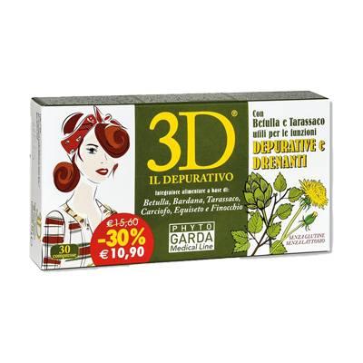 3D DEPURATIVO CPR