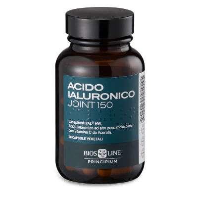 BIOSLINE Ac. Ialuronico joint 150 60 compresse