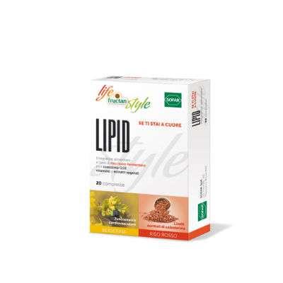 Lipid compresse