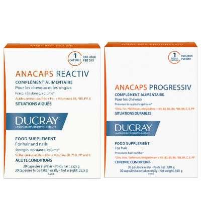 Ducray Anacaps 2+1