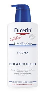 EUCERIN 5% UREA REPAIR DETERGENTE 400ML