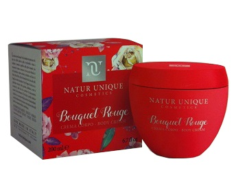 NATUR UNIQUE CREMA CORPO BOUQUET ROUGE 200ML