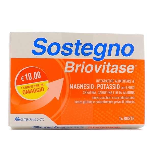 BRIOVITASE SOSTEGNO BST