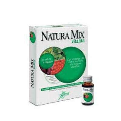 Aboca - Natura Mix Vitalità concentrato fluido