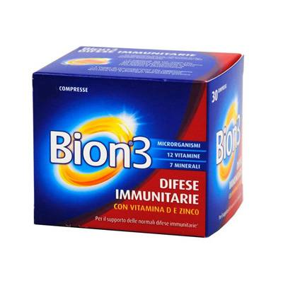 Bion3 difese immunitarie