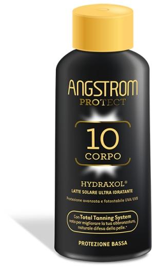 ANGSTROM HYDRAXOL LATTE SOLARE PROTEZIONE SPF10 200ML
