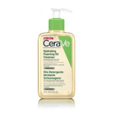 Ceravè olio detergente idratante schiumogeno 236ml