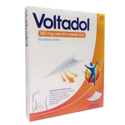 VOLTADOL 5CER MEDIC 140MG