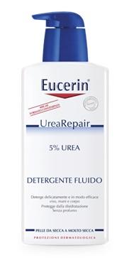 EUCERIN 5% UREA R DETERG 400ML