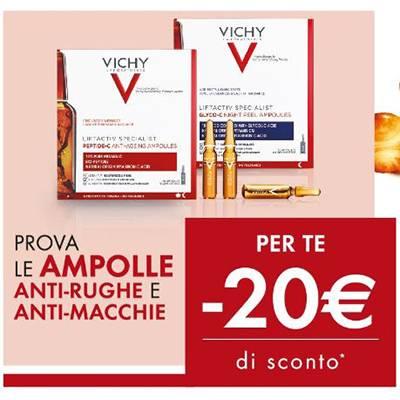 VICHY SCONTO €20