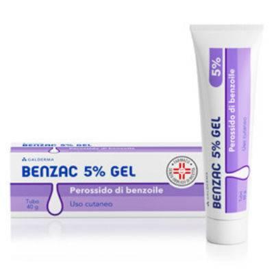 Benzac Gel 5% 40 g