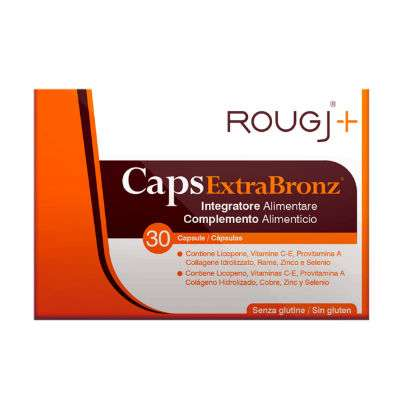 Rougj caps extrabronze