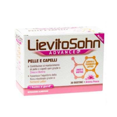 LIEVITOSOHN ADVANCE 60CPR/30BST