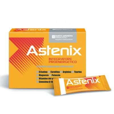 Astenix energetico multiazione 12 bustine