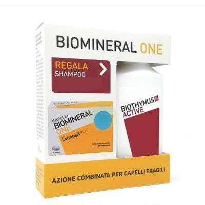 BIOMINERAL CAPELLI 30CPR