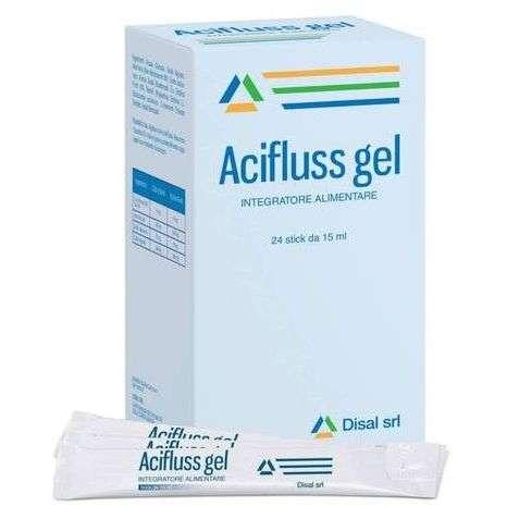 ACIFLUSS GEL 24STICK 15ML