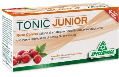 TONIC JUNIOR 12FLX10ML