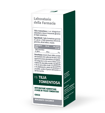 LDF TILIA TOMENT MG 50ML