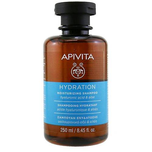 Apivita Hydration Moisturizing Shampoo