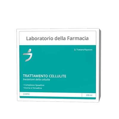 LDF TRATT CORPO CELLULITE200ML