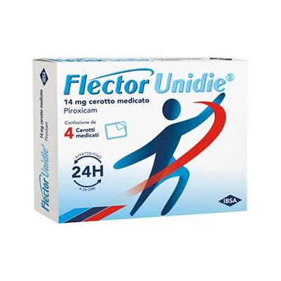 Flector Unidie 4 cerotti