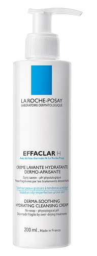 LA ROCHE-POSAY EFFACLAR H CREMA DETERGENTE 200ML