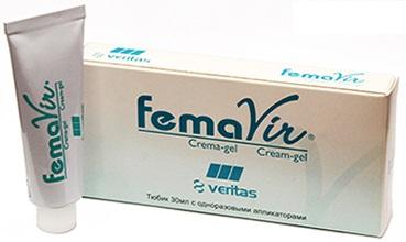 FEMAVIR CREMA 30ML