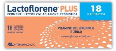 LACTOFLORENE PLUS 18FL 180ML