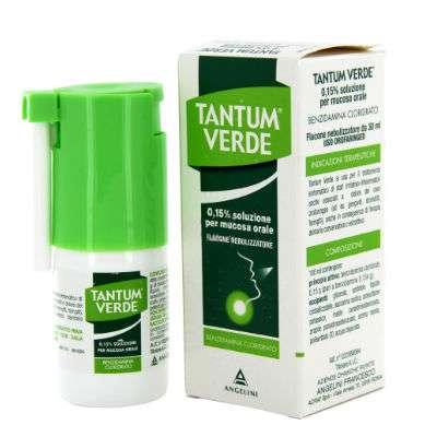 Tantum Verde Nebulizzatore