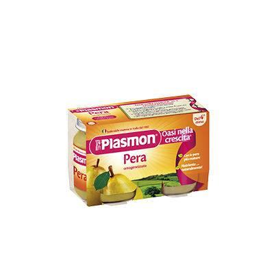 Plasmon omogeneizzati frutta 2x104g