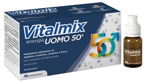 VITALMIX UOMO 50+ 10FL