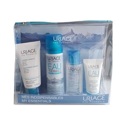 Uriage travel kit viso e corpo