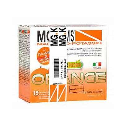 MG Kvis magnesio potassio 15bst+15bst