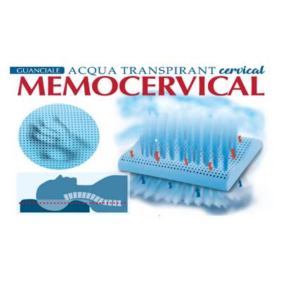 Memocervical luxury pillow guanciale ortopedico