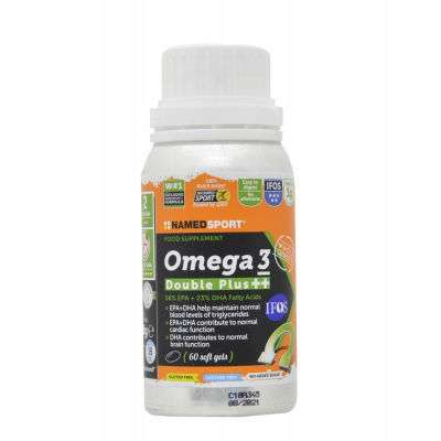 Omega 3 double plus ++ 60soft gel