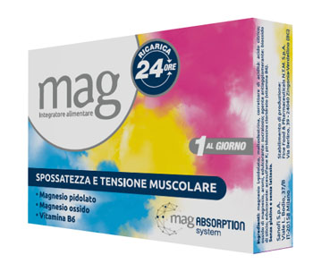 MAG RICARICA 24 ORE 10BUST