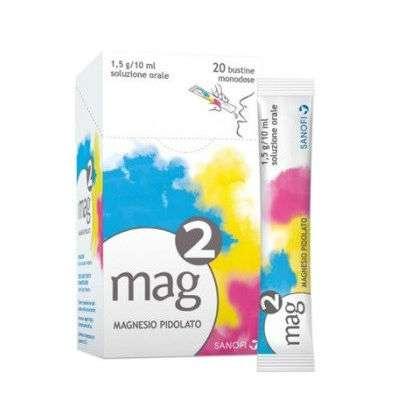 Mag2 soluz 20buste