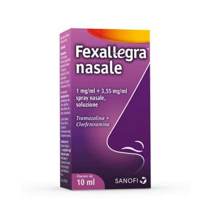 Fexallegra spray nasale